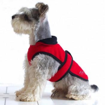 Простая одежда для собаки