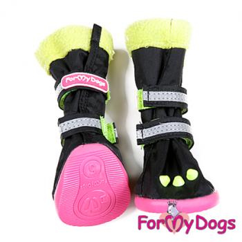 Сапожки для маленьких собак, ForMyDogs