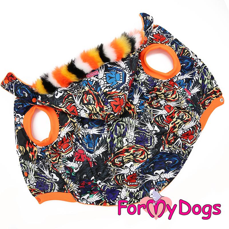 Куртка для больших собак