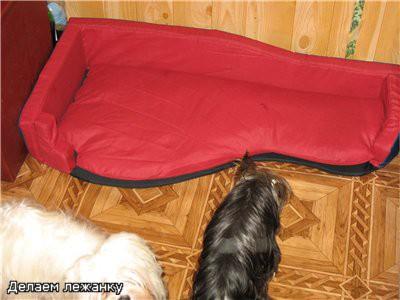 Кроватка для той терьера своими руками 33